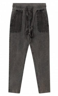 10Days Slim Fit Jogger Washed - Grey