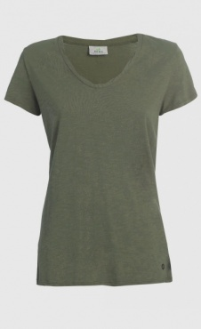 Basic Tee - Jungle green