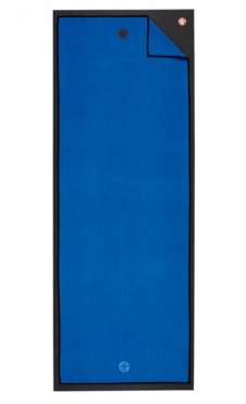 Be Bold Blue Yogitoes Yoga Towel