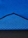 Be Bold Blue Yogitoes Yoga Towel - 3