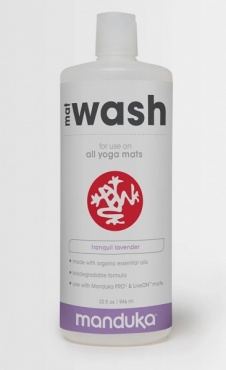 Manduka Mat Wash All Mats 950ml - Lavender