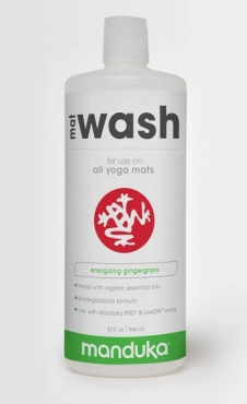 Manduka Mat Wash All Mats 950 ml - Gingergrass