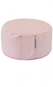 Love Generation Meditation Cushion - Blush Pink
