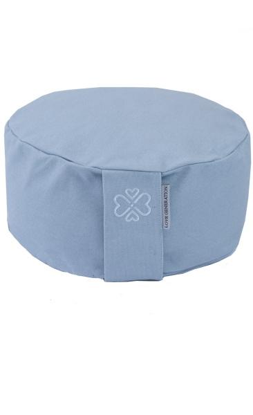 Love Generation Meditation Cushion - Morning Sky Blue