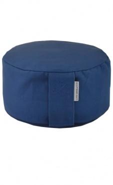 Love Generation Meditation Cushion - Denim Blue