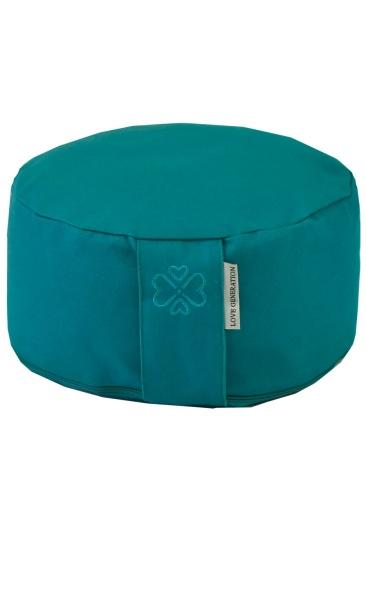 Love Generation Meditation Cushion - Emerald Green