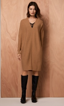 Lanius Merino Knit Tunic