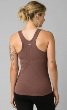 Becksa Tank - Flannel heather