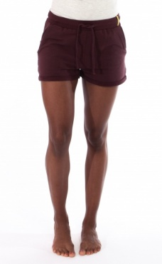 Mudra Shorts - Plum