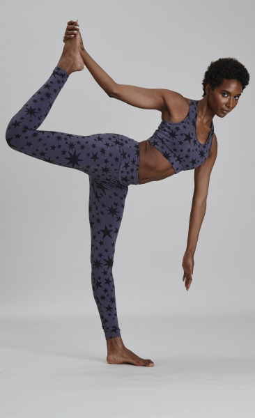 Flow With It Leggings - Galaxy