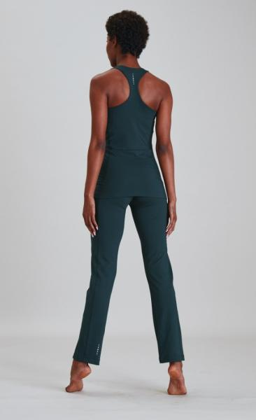 Live Fast Pants - Forest - 2
