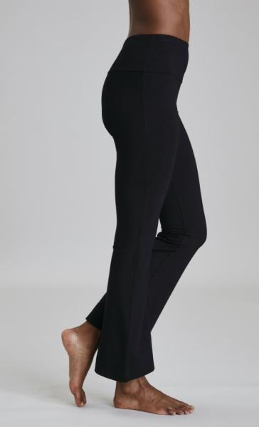 Asquith Extra Long Flared Pants - Black - 9