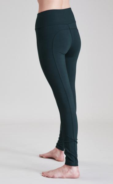 Move It Leggings - Forest - 1