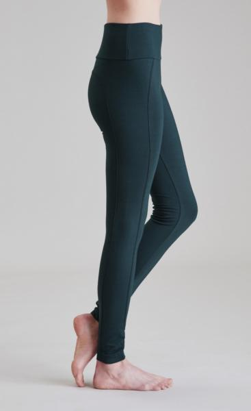 Move It Leggings - Forest - 2