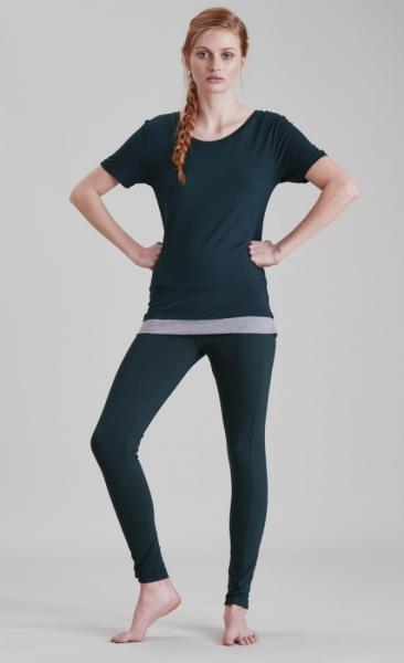 Move It Leggings - Forest - 3