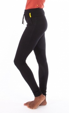 Relaxed Leggings Black