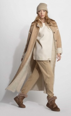 Afghan Coat Reinvented