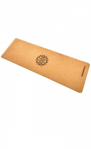Classic Cork Yoga Mat - 1
