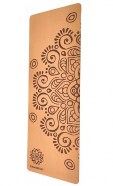 Moon Eclipse Cork Yoga Mat