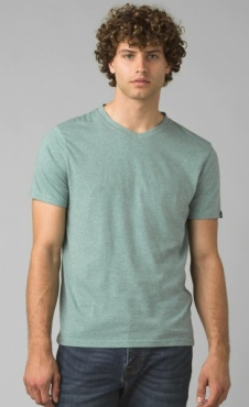 PrAna V-Neck - Oasis Heather