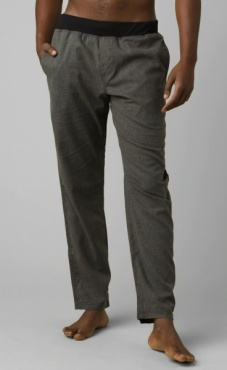 PrAna Vaha Pant Straight Cut - Dark Grey