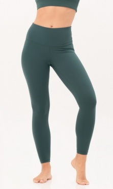 Gravity Signature Legging - Emerald