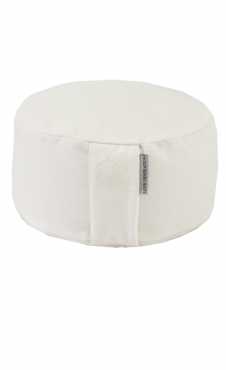 Meditation cushion - Ivory