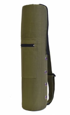 Yoga Mat Bag Olive