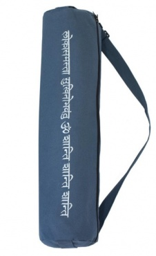 Yoga Mat Bag Mantra