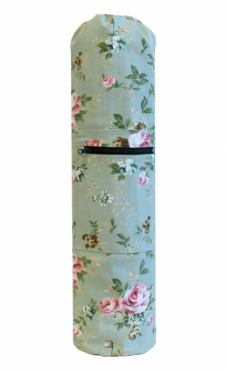 Yoga Mat Bag  Flowers