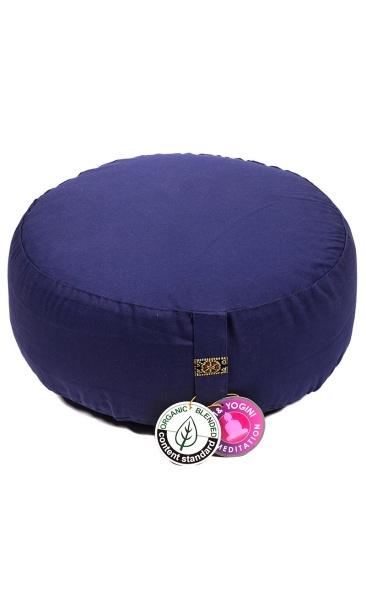 Meditation Cushion Basic - Indigo
