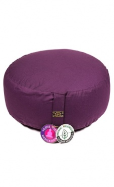 Meditation Cushion Basic - Purple