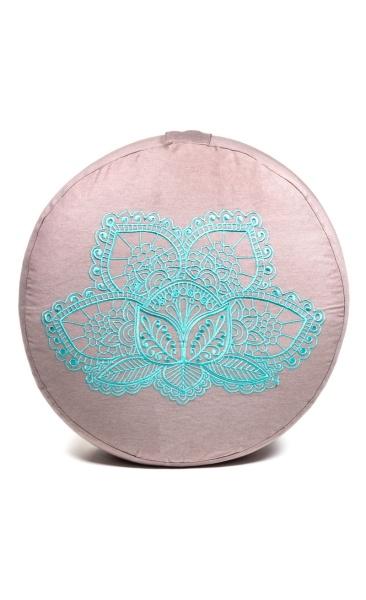 Meditation Cushion Lotus Mandala