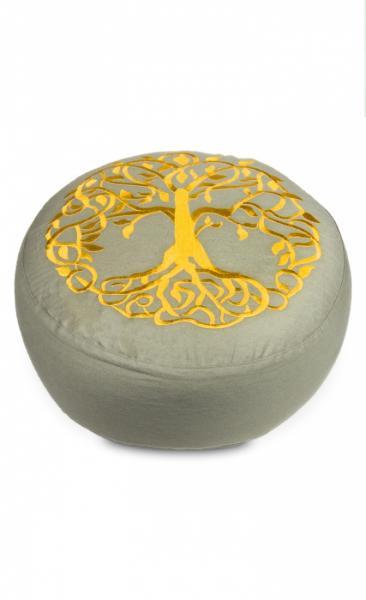 Meditation Cushion Life Tree - 2