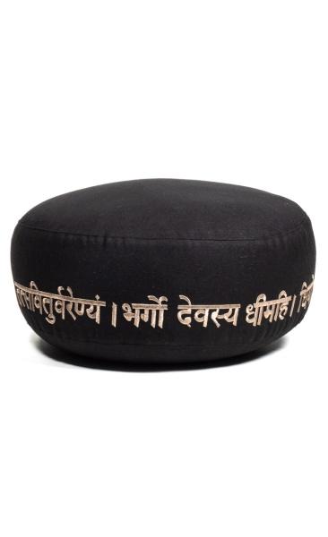 Meditation Cushion Mantra Gayatri