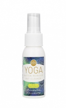 Organic Yoga Mat Cleanser 50 ml - Rosemary