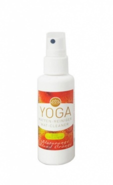 Organic Yoga Mat Cleanser 50 ml - Blood Orange