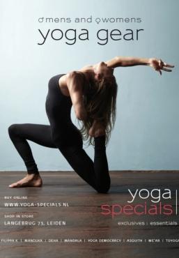 Yoga Specials Cadeaubon