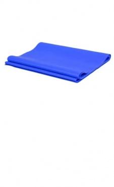 Yoga & Pilates Stretchband - Blauw