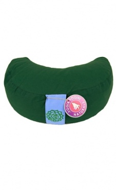 Half Moon basic meditation cushion - Forest
