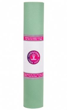 Rubber Yogamat 4mm