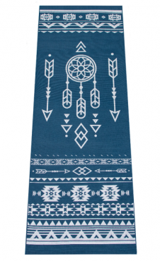 Love Generation Yoga Mat 6mm Tribal