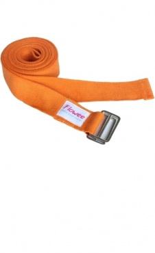 Flowee Yoga Strap - Tangerine