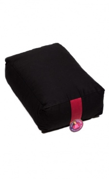 Squared Meditation Cushion - Black