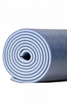 Two-sided Yoga Mat 6mm - Indigo