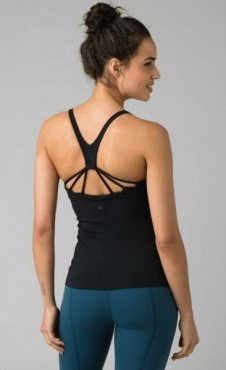 PrAna Momento Top - Black