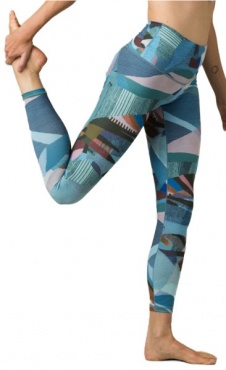 PrAna Kimble legging - Peacock mix