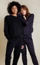10Days The Perfect Sweater - Dark Grey Blue - 6