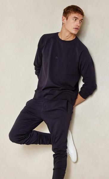 10Days The Perfect Sweater - Dark Grey Blue