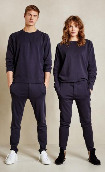 10Days The Perfect Sweater - Dark Grey Blue - 1